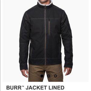 NWOT Kuhl Burr Lined jacket.